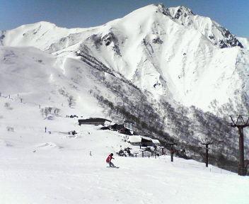 スキーin水上(前編)