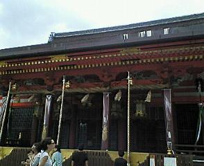 京都ひとり旅⑨八坂神社