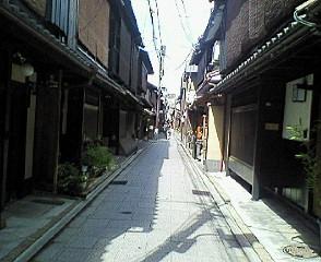 京都ひとり旅⑩花見小路