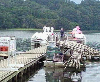 伊豆集合⑤一碧湖