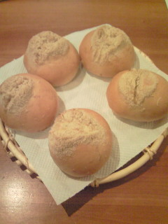 ココナッツシュガーパン