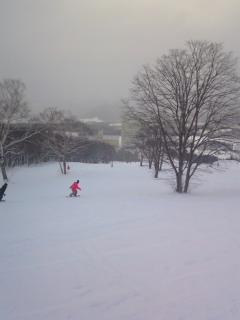 安比スキー2010<br />  (1)
