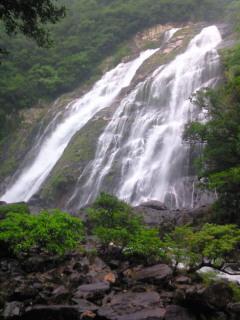屋久島の旅(5)<br />  大川の滝