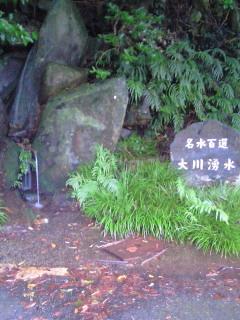 屋久島の旅(6)<br />  大川湧水