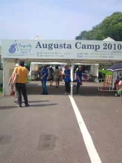 Augusta Camp 2010