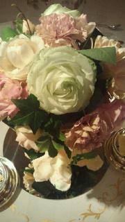 おめでとう(<br />  友人結婚式①)